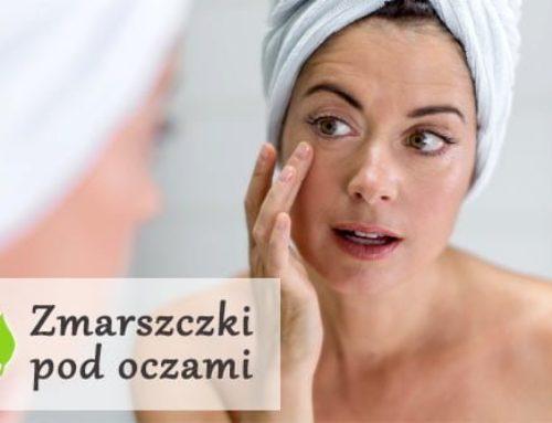 Zmarszczki pod oczami – naturalne sposoby redukcji