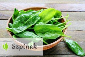 Szpinak - dlaczego warto włączać go do diety?