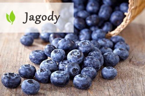 Jagody - owoce dla zdrowia i urody