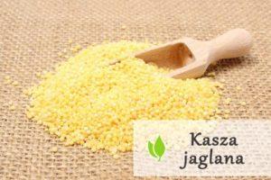 Kasza jaglana - wpływ na zdrowie człowieka