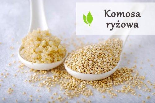 Komosa ryżowa - powody, dla których warto ją jeść