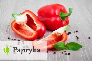 Papryka - moc witamin i minerałów