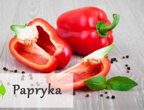 Papryka – moc witamin i minerałów