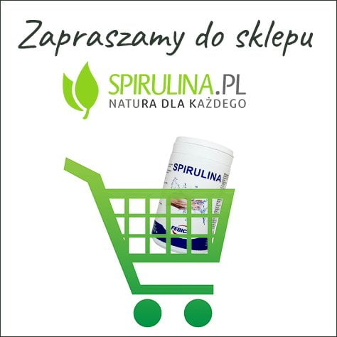 Sklep Spirulina