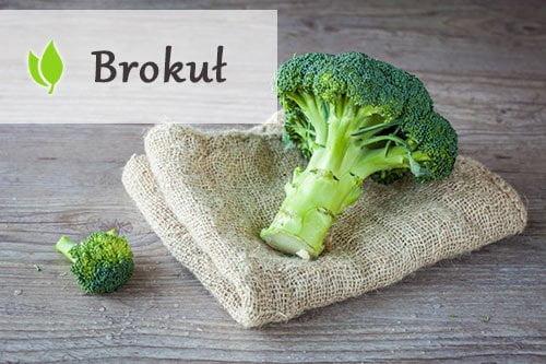 Brokuł - skąd w nim taka moc?