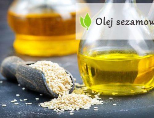 Olej sezamowy – działanie i zastosowanie