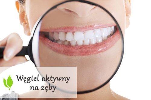 Węgiel aktywny na zęby