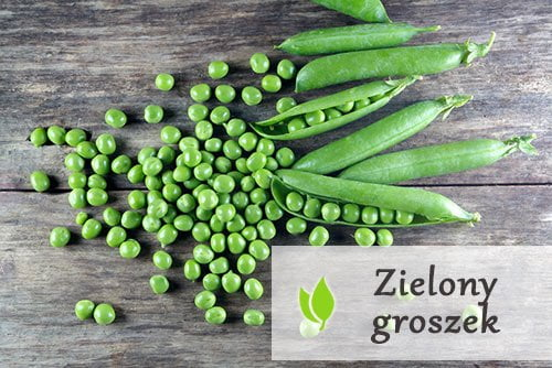 Zielony groszek - dlaczego warto go jeść?