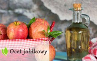 Ocet jabłkowy - forma naturalnego kosmetyku