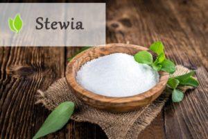 Stewia - zdrowa alternatywa dla cukru