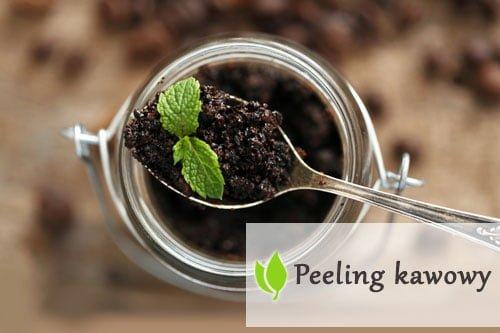 Peeling kawowy - właściwości kosmetyczne