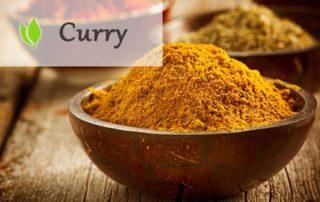 Curry - właściwości i zastosowanie