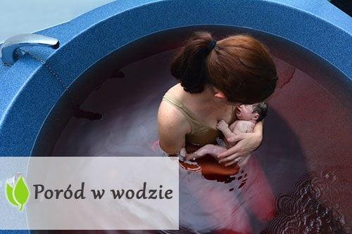 Poród w wodzie - jak przebiega i czy warto?