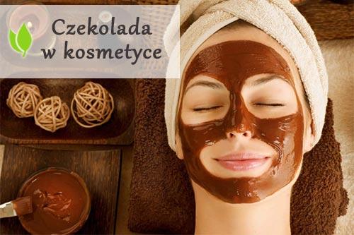 Czekolada w kosmetyce - właściwości i zastosowanie
