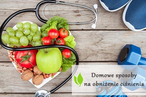 Domowe sposoby na obniżenie ciśnienia krwi