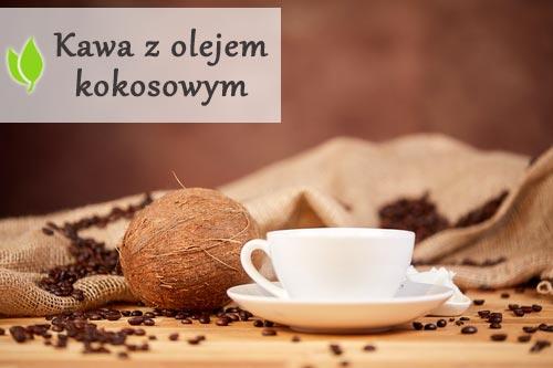 Kawa z olejem kokosowym - jak wpływa na organizm?