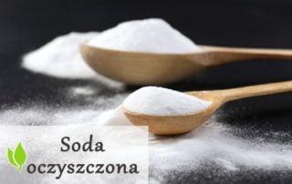 Soda oczyszczona - jakie właściwości wykazuje?