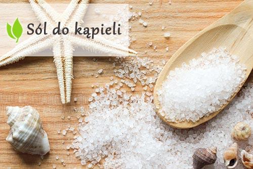 Sól do kąpieli - efekty stosowania