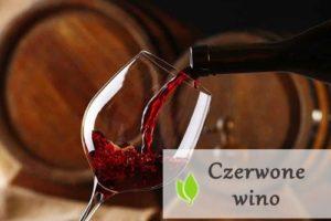 Czerwone wino - właściwości prozdrowotne
