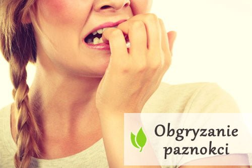 Obgryzanie paznokci - wpływ na zdrowie