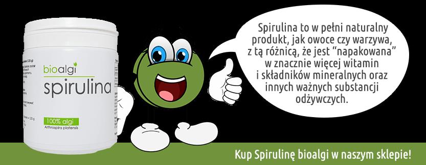 Spirulina Bioalgi