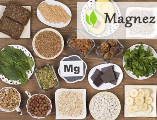 8 produktów, które zawierają magnez