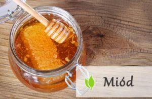 Miód pszczeli - właściwości lecznicze
