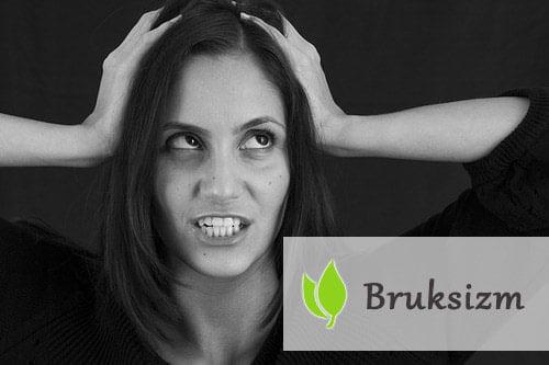 Bruksizm (zgrzytanie zębami)