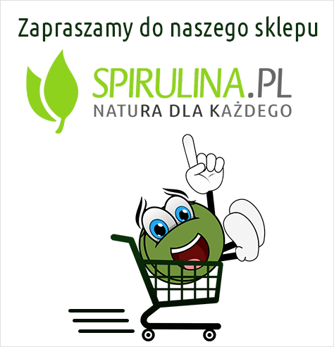 Zapraszamy do sklepu Spirulina.pl