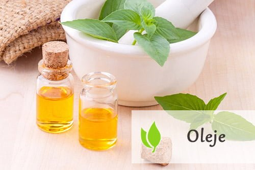 Oleje - sposób na trądzik i zaskórniki
