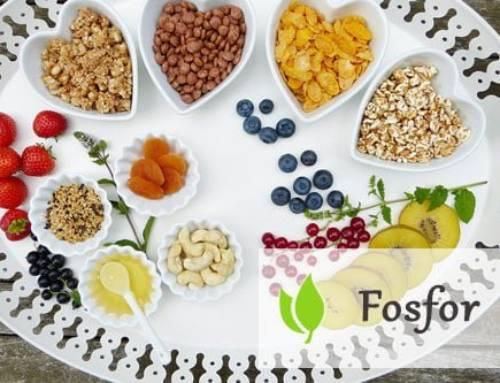 Fosfor – rola w organizmie człowieka