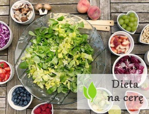 Dieta na cerę