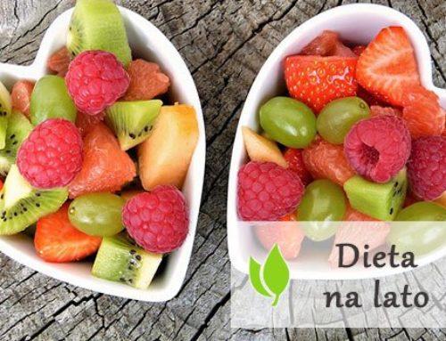Dieta na lato