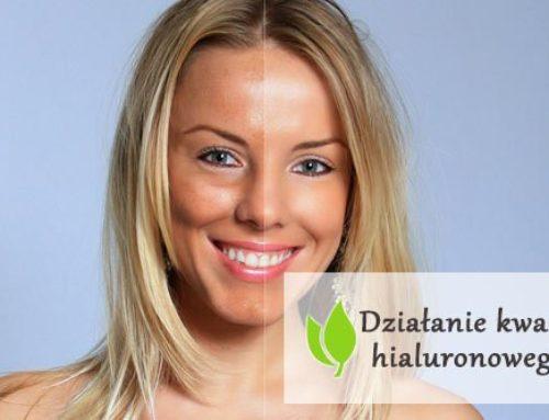 Działanie kwasu hialuronowego