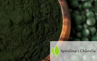 Algi Chlorella i Spirulina. Rozdział 7. Zawartość witamin i minerałów w Spirulinie i Chlorelli