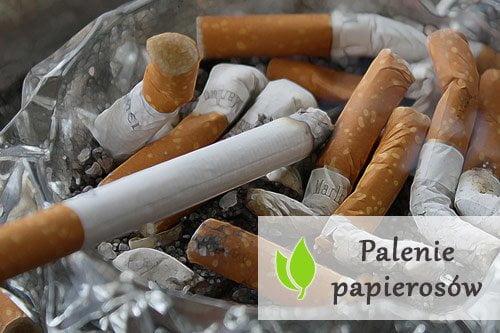 Palenie papierosów - skutki uboczne