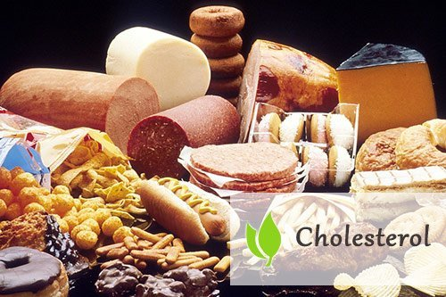Sposoby na podwyższony cholesterol