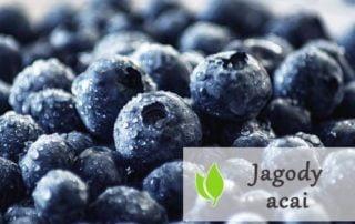 Jagody acai - najważniejsze właściwości