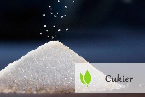 Cukier - właściwości i rodzaje
