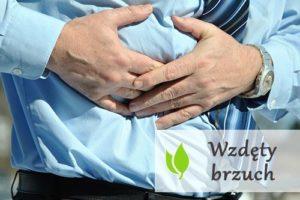 Wzdęty brzuch - przyczyny i leczenie