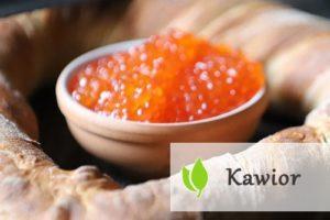 Kawior - ekskluzywny owoc morza