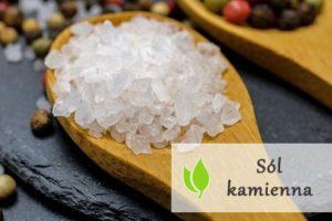 Sól kamienna - jakie właściwości posiada?