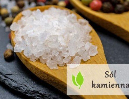Sól kamienna – jakie właściwości posiada?