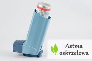 Astma oskrzelowa - objawy i leczenie
