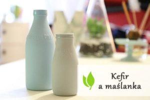 Kefir a maślanka - czym się różnią?