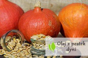 Olej z pestek dyni - skład i właściwości