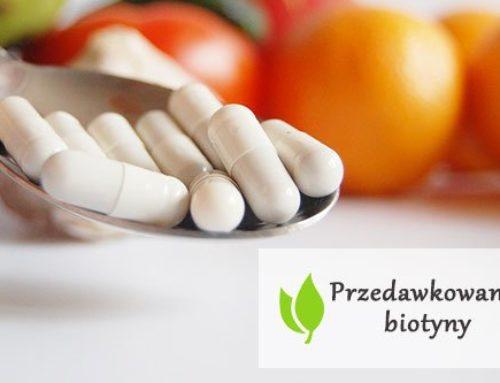 Przedawkowanie biotyny