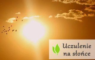 Uczulenie na słońce - przyczyny, objawy, leczenie
