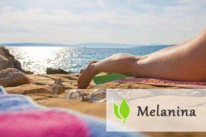 Melanina - czym jest i jaką funkcję spełnia?