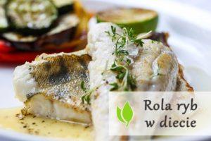 Rola ryb w diecie
